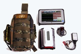 Safe Triage Patient Monitoring System